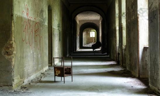 Beelitz-Heilstätten - female pavillion