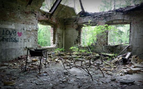 Beelitz-Heilstätten - female pavilion