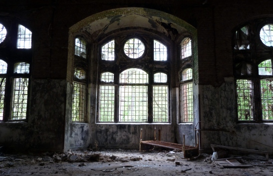 Beelitz-Heilstätten photo gallery link