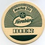 GDR era Sternburg beermat.