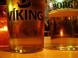 Beers in Rejkyavik