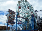 Wonder Wheel, Coney island