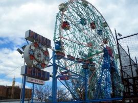 Wonder Wheel, Coney island
