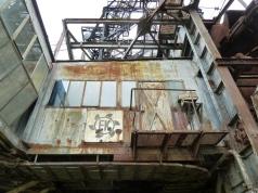 Brown coal mining machinery, Ferropolis