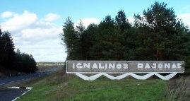 Ignalinos, Lithuania