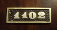 Šiauliai Hotel room number