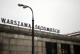 Digital Cosmonaut's Warsaw-Srodmiescie