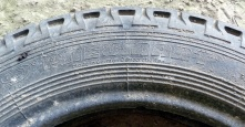 East German tire