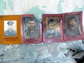 Soviet heroes?